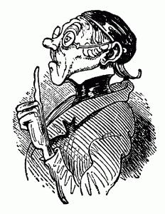 Mitadlndem Finger werden die ausgeschlossen, die sich nicht an Faceook verkaufen wollen